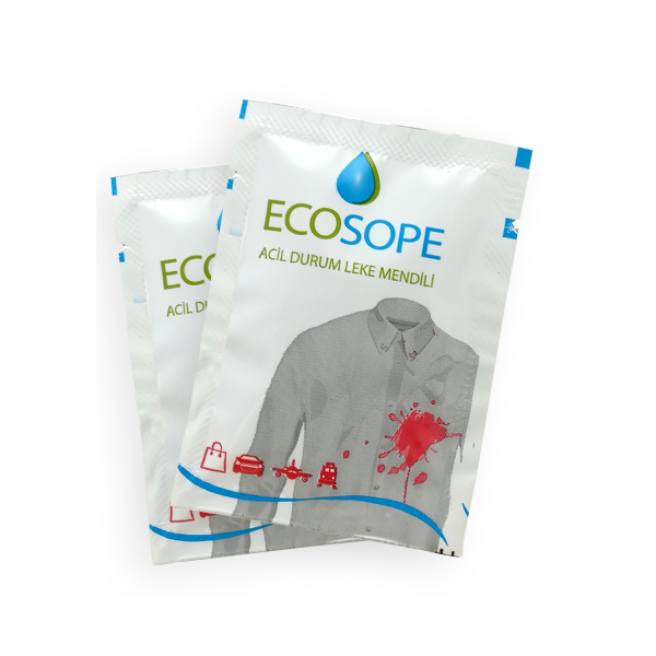 Ecosope Leke Çıkarıcı Mendil