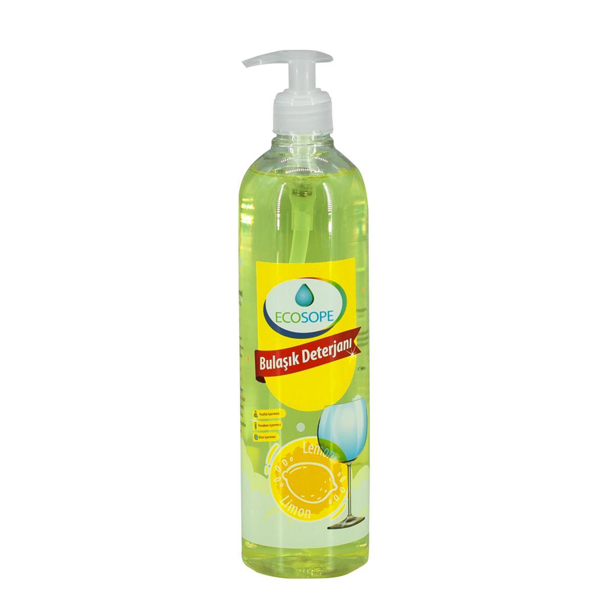 Ecosope Elde Bulaşık Deterjanı / Limon